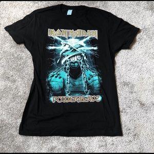Tops - Iron Maiden Rocker Tee